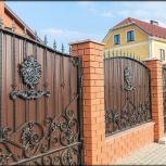 Установка забора, Нижний Новгород