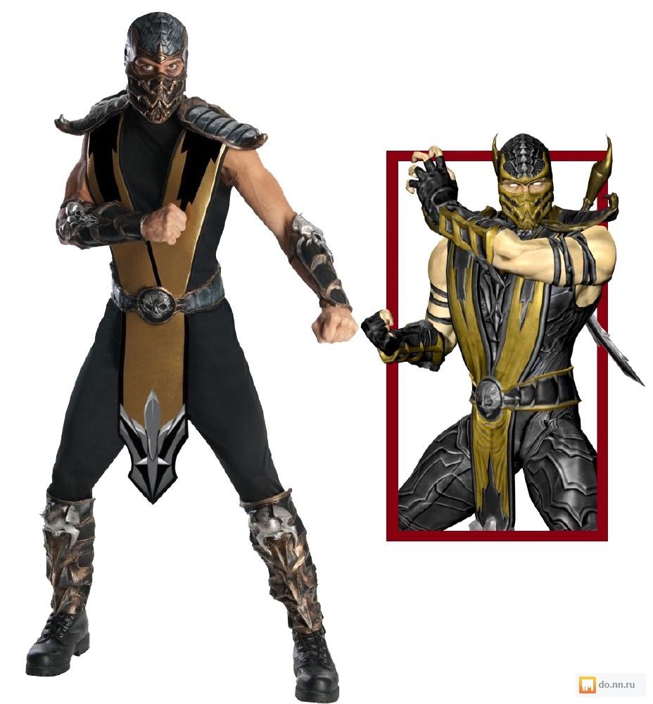 Как сделать костюм скорпиона фото 541
