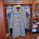 Пальто драп, раз.48-50 с капюшоном, Нижний Новгород