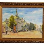 Картина с нижегородским госбанком, Нижний Новгород