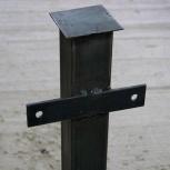 Металлические столбы разного диаметра с доставкой, Нижний Новгород