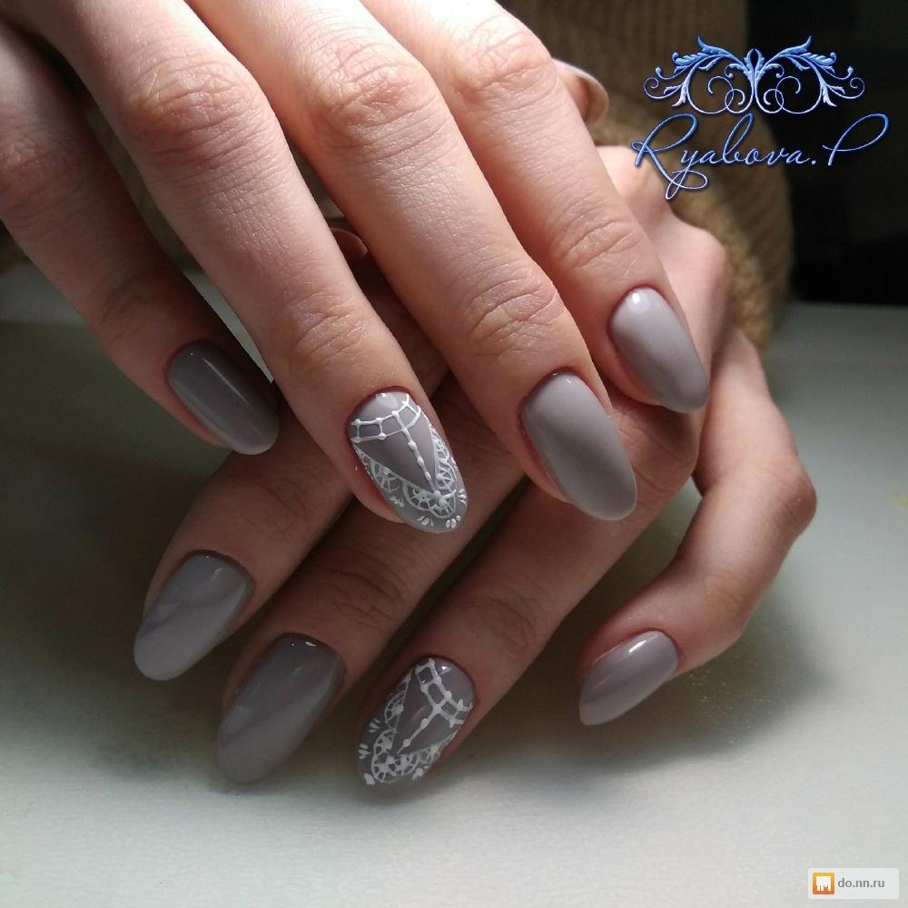 дизайн нарощенных ногтей вк - Тюменский издательский дом