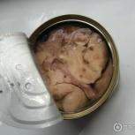 Печень трески, тушёнка, икра красная, тушки кролика, консервы., Нижний Новгород