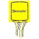 Москва Баскетбольное кольцо «Kampfer» большое, Нижний Новгород