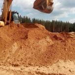 Песок карьерный, Нижний Новгород