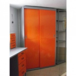 Шкаф-купе металлический для гаража №10, Нижний Новгород