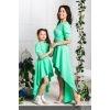 Комплект платьев со съемными юбками для мамы и дочки М-272, Нижний Новгород