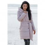 Зимнее стеганое пальто, Нижний Новгород
