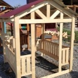 Домик детский деревянный, Нижний Новгород