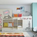 Двухъярусная кровать Лео Лондон, Нижний Новгород