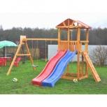 Москва Детская игровая деревянная площадка для дачи «Мадрид 20», Нижний Новгород