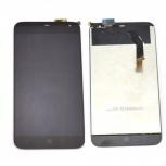 MEIZU Модуль (дисплей+тачскрин) для телефона Meizu MX3, Черный (Black), Нижний Новгород