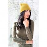 Цветная женская шапка, Нижний Новгород