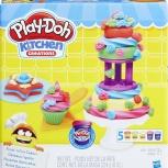 Делаем Торт. Набор Для Лепки Play-Doh, Нижний Новгород