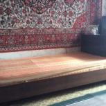 Деревянная кровать с матрасом, Нижний Новгород