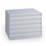 Металлический картотечный шкаф ШК-5-1А, Нижний Новгород