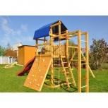 Москва Детская игровая деревянная площадка для дачи «Мадрид 13», Нижний Новгород