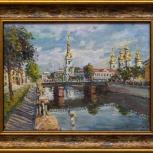 продам картины холст масло 90-х годов, Нижний Новгород