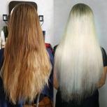 Восстановление волос, ботокс, кератиновое выпрямление, окрашивание, Нижний Новгород