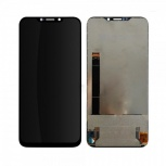 MEIZU Модуль (дисплей+тачскрин) для телефона Meizu X8, Черный (Black), Нижний Новгород