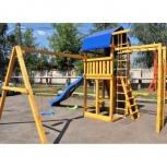 Москва Детская игровая деревянная площадка для дачи «Мадрид 33», Нижний Новгород