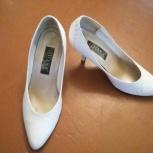 Туфли женские белые, Нижний Новгород