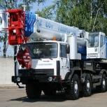 Аренда автокрана 60 тонн 42(57) метров, Нижний Новгород