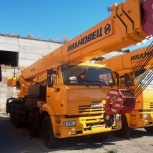 Аренда автокрана 50 тонн 34 метра, Нижний Новгород