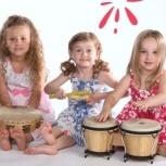 Музыка в игровой форме для малышей и дошкольников, Нижний Новгород