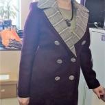 Продам пальто 46 р. весна-осень новое, Нижний Новгород