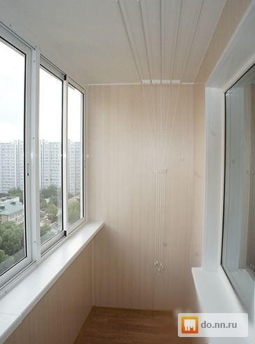 Пластиковые окна. остекление балконов и лоджий от производит.