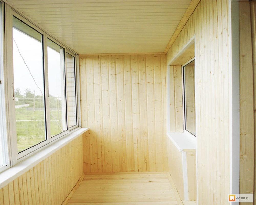 Ремонт балконов и лоджий под ключ . цена - 200.00 руб., нижн.