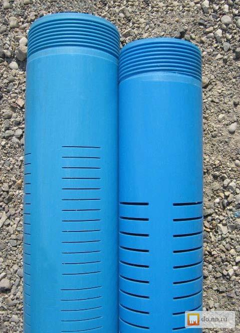 фильтр для скважины на песок из пнд 75 пол топпингом: