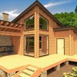 Строительство деревянных домов из клееного бруса. Проекты бань, Нижний Новгород