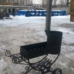Мангал с казаном, Нижний Новгород