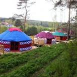 Переносные юрты, Нижний Новгород