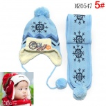 Комплект шапочка и шарф, теплые, новые, Нижний Новгород