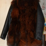 Шубка-куртка из меха песца, Нижний Новгород
