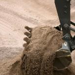 Речной песок валом и в мешках с доставкой по городу и области, Нижний Новгород