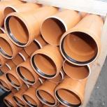 ПВХ трубы для наружной и внутренней канализации, Нижний Новгород