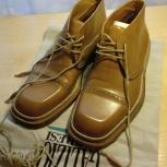 Мужские ботинки Galizio Torresi ручной работы, Нижний Новгород