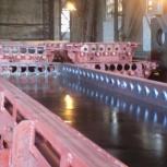 Металлоформа для изготовления пустотных плит ПК 74-15, Нижний Новгород
