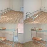 Кровати металлические армейского образца, Нижний Новгород