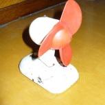 Продам антикварный маленький вентилятор, Нижний Новгород