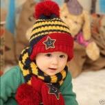 Зимняя шапка и шарф новые, Нижний Новгород