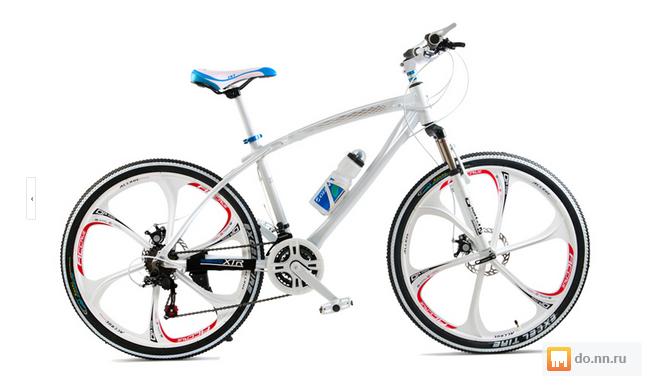 99ae01baf037a Горный велосипед BMW на литых дисках в Н. Новгороде Цена - 15900.00 ...