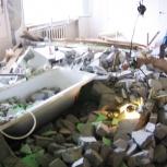 Вывоз строительного мусора, без выходных, Нижний Новгород