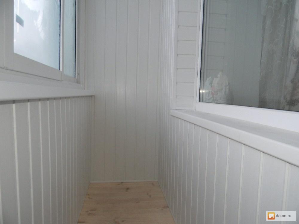 Остекление и отделка балконов, лоджий. акция! цена - 34900.0.
