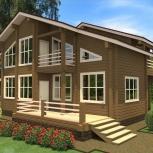 Проекты и строительство деревянных домов и бань от компании МОГУТА, Нижний Новгород