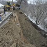 Выполнение противооползневых работ.  Ликвидация последствий оползней, Нижний Новгород